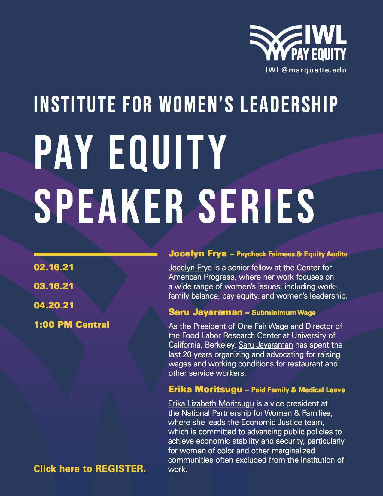 IWL Pay Equity Series